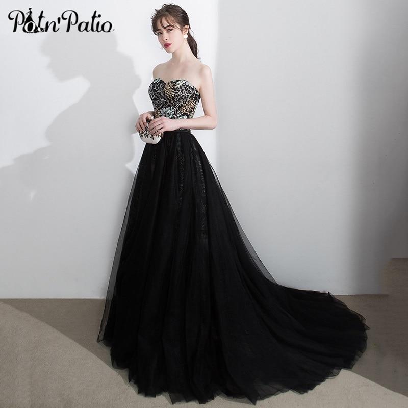 Prom Dress With Detachable Train: Aliexpress.com : Buy Elegant Strapless Prom Dress With