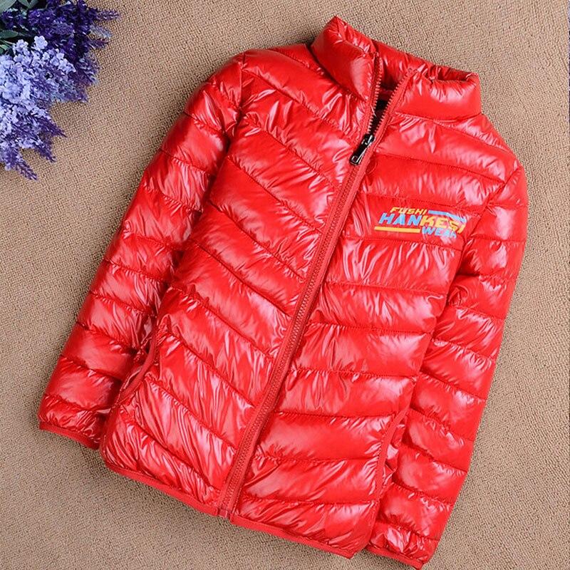 Boys or girl s children s Winter jackets cotton padded outerwear coat kids winter coat free