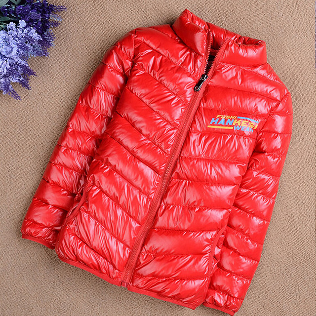 Boys or girl's children's Winter jackets cotton-padded outerwear coat kids winter coat free shipping
