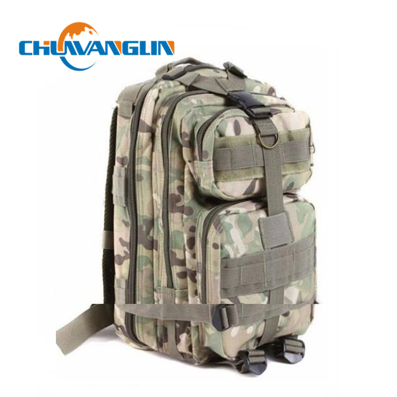 Chuwangling Hot Sale super high quality Unisex Military Army Backpack Molle  Camouflage bag ZDD6162 ce8f94732d6c4