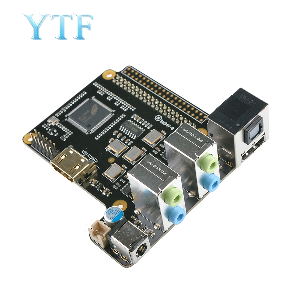 NEW Raspberry Pi Expansion Board - Home Theater 8 Channel Surround Sound X6000 8CH