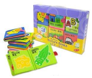Candice Guo tidig pedagogisk leksak bildhand färgduk bok målning - Lärande och utbildning