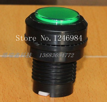 SA Video game consoles accessories small round button green button mainframe computer switch button 20pcs