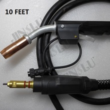 10 ft M25 250 Amp Mig Torch Mig Welding Gun Torch Stinger Welder Parts Millermatic