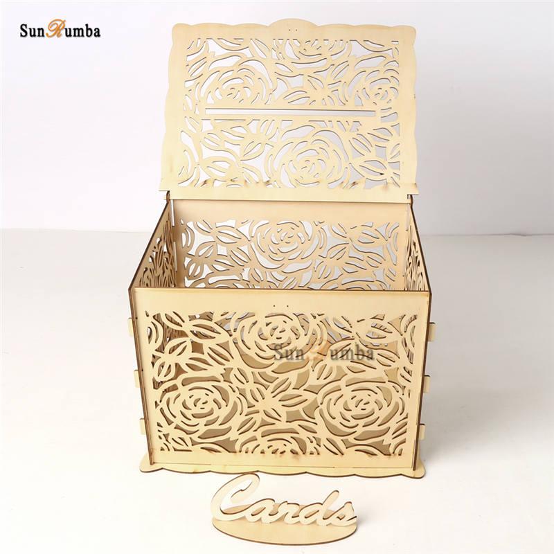 Wedding card box MUW-333-04