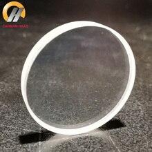 Free Shipping 3pcs/Lot 1064nm Fiber Laser Protective Lens 37mm*7mm Protection Windows Glasses