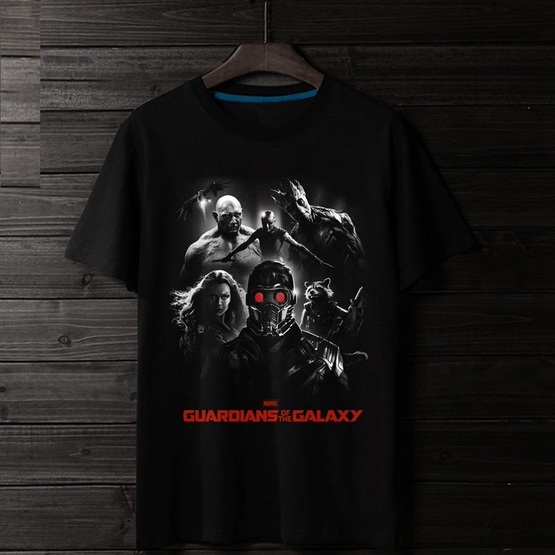 9fcca2bcd5ab 2018 Hot Guardians of the Galaxy Gamora Men T shirt Movie 3D Print 100%  Cotton Loose Quality Comfortable Homme Fans Top-in T-Shirts from Men s  Clothing on ...