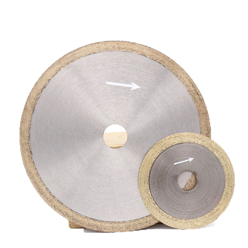 1 stück 100 ~ 350mm Glas Keramik Graphit Schneiden Disc Diamant Kristall Stein Fliesen Kristall Heißpreßsintern Gesinterte sägeblatt