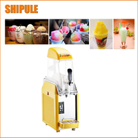 New Designed 1 Bowls 2 Bowls 3 Bowls Electric Stainless Steel Commercial Slush Machine For Sale
