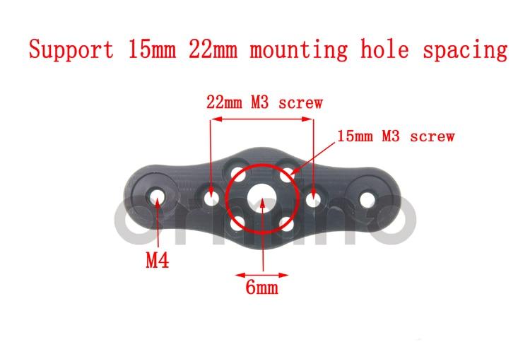 15mm 22mm M3 6