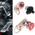 New 360 Degree Universal Rotation Mobile Phone Finger Grip Magnetic Car Holder Stand Mount Ring for Phone