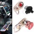 Nueva Universal de 360 Grados de Rotación Del Teléfono Móvil ranura de Agarre Anillo Magnético Del Coche Montaje Del Soporte para el Teléfono