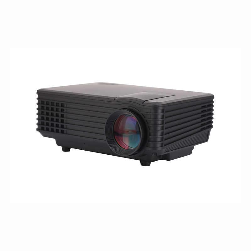 EC77 Portable Mini Projector Projetor Home Cinema Beamer PC VGA/USB/AV/HDMI Interfaces
