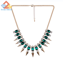 New fashion item manually clip hot money copper claws collarbone chain accessories export wholesale women necklace