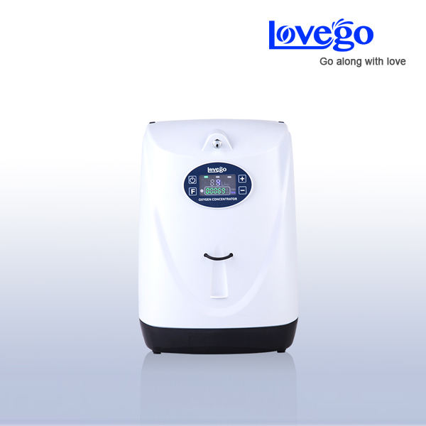 Rumah sakit menggunakan konsentrator oksigen medis LoveGo LG102P - Peralatan rumah tangga - Foto 5