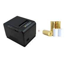 Высокая Скорость 80 мм Порт USB Автоматический Резак Термопринтер pos-принтера кухня принтеры