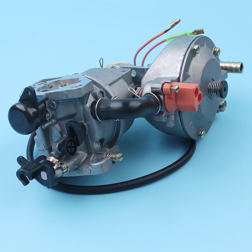 Carburetor Auto Choke Conversion Kit For Honda GX390 188F