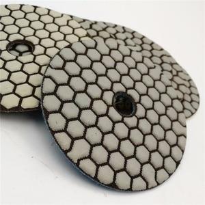 Image 4 - SHDIATOOL 7pcs 4 นิ้ว #50 แผ่นขัด DRY Diamond เส้นผ่านศูนย์กลาง 100 มม.เรซิ่นเพชรแผ่นขัดแบบยืดหยุ่น
