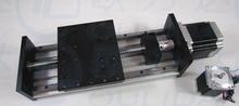 Gx155 * 150 1605 раздвижной стол полезный ход 300 мм направляющая xyz axis linear motion + 1 pc нема 23 шагового мотор двойной блок