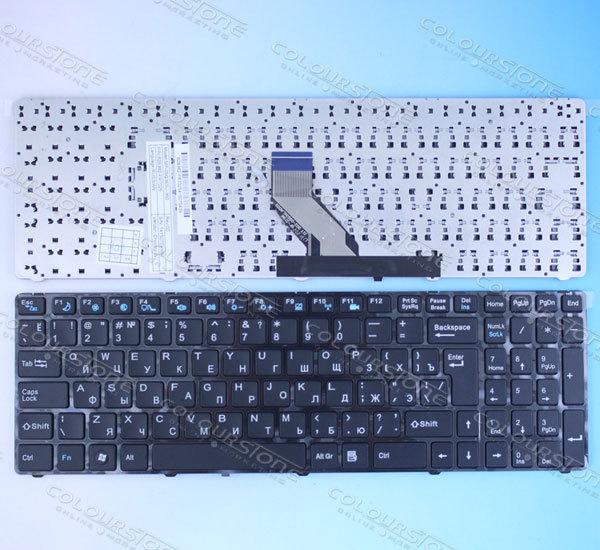 RUSSIA Laptop keyboard for DNS 0157894 0157896 0157899 0157900 0164780 ECS MT50 MT50II1 MT50IN RU Black keyboard MP-09Q36SU-360