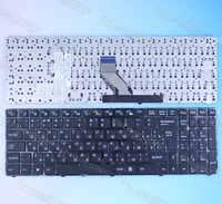 RUSSIE clavier D'ordinateur Portable pour DNS 0157894 0157896 0157899 0157900 0164780 ECS MT50 MT50II1 MT50IN RU clavier Noir MP-09Q36SU-360