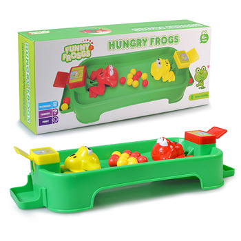 funny Frog Eating Beans Board Games Toys For Children Interactive Desk Table Game Family Game Educational Toys Kid Gifts iq car intelligence racing puzzle board game funny entertainment game play family party children educational toys