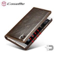 Huawei P10 Lite Case Flip Leather Luxury Card Holder Stand C