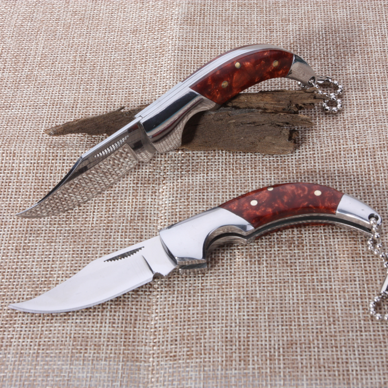 цены CSR Survival Pocket Folding Knife Tactical Credit Card Tool Mini Knives Rescue Hand Tools Keychain Small Wallet Camping Knife