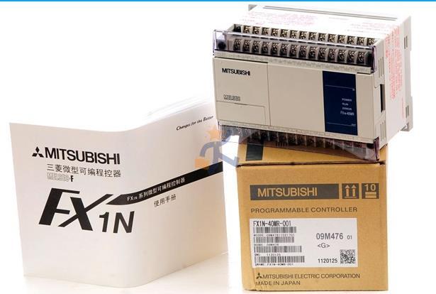 FX1N 40MR 001 FX1N 40MT 001 40MR 40MT 24 16 PLC Module for Mitsubishi FX1N with