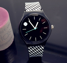 new arrived fashion ladies dress 4 Clover watch for women and man waterproof wristwatch with japan movement gift watch