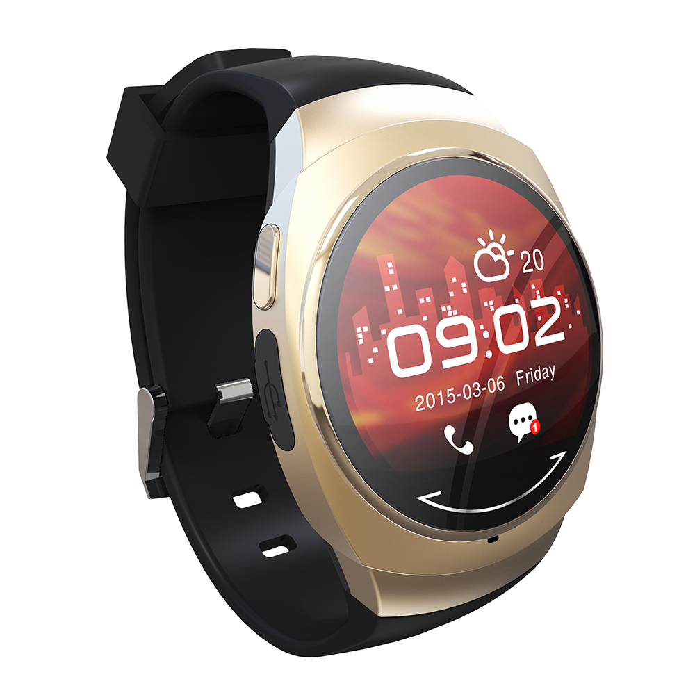 Fashion U0 1.22'' TFT Touch Smart Bluetooth Watch NFC Pedometer Sleep Monitor Compass Remote Camera Calls Sync Message Push. u watch u10l bluetooth 4 0 smart watch pedometer sleep monitor find phone remote camera dialing sms