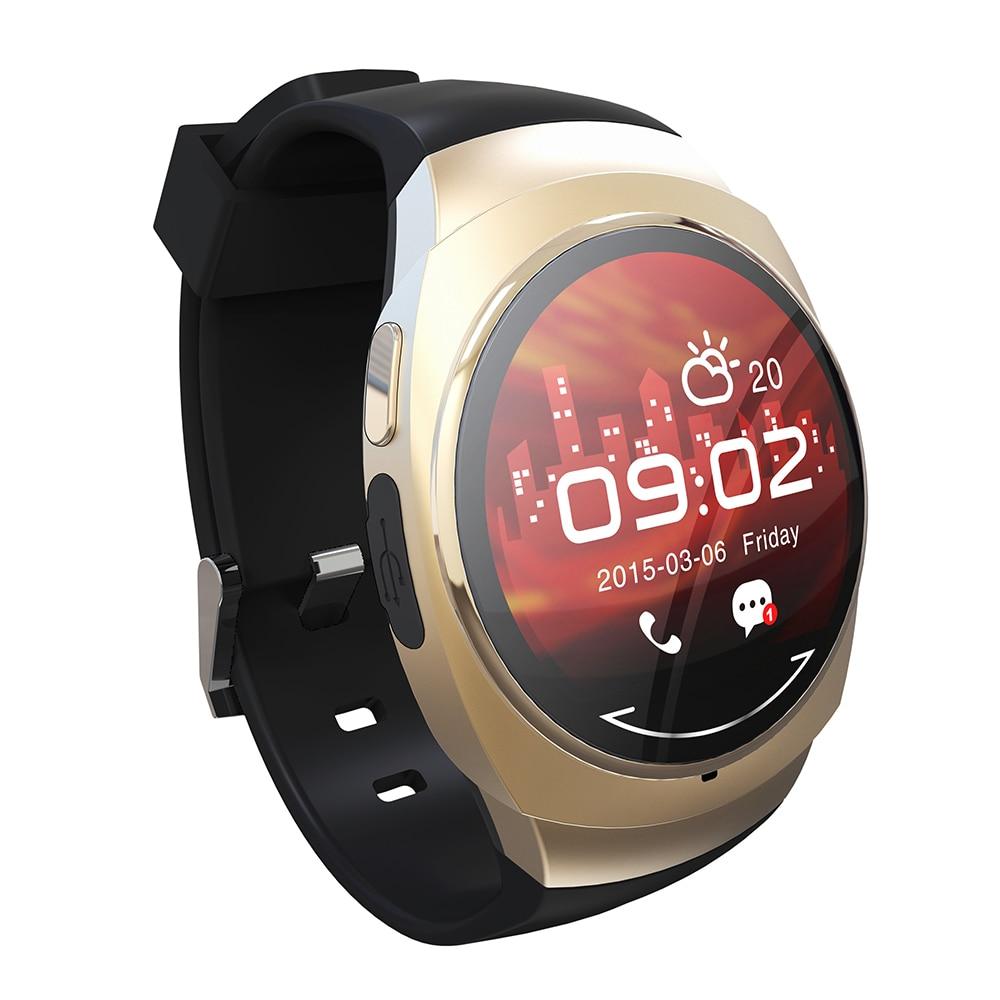 Fashion U0 1 22 TFT Touch font b Smart b font Bluetooth Watch NFC Pedometer Sleep