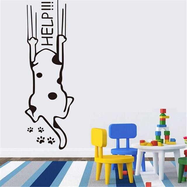 1 Stücke Cartoon Kühlschrank Kühlschrank Wandaufkleber Kind ...