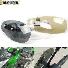 Motorcycle Accessories wind shield handle Brake lever hand guard for SUZUKI GSR 600 750 1000 GSR600 GSR750 GSR1000