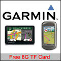 The Lastest maps For GPS Navigation MAPS with 8GB SD & TF Card the whole Europe/Northern America/Middle East/Australia/Africa