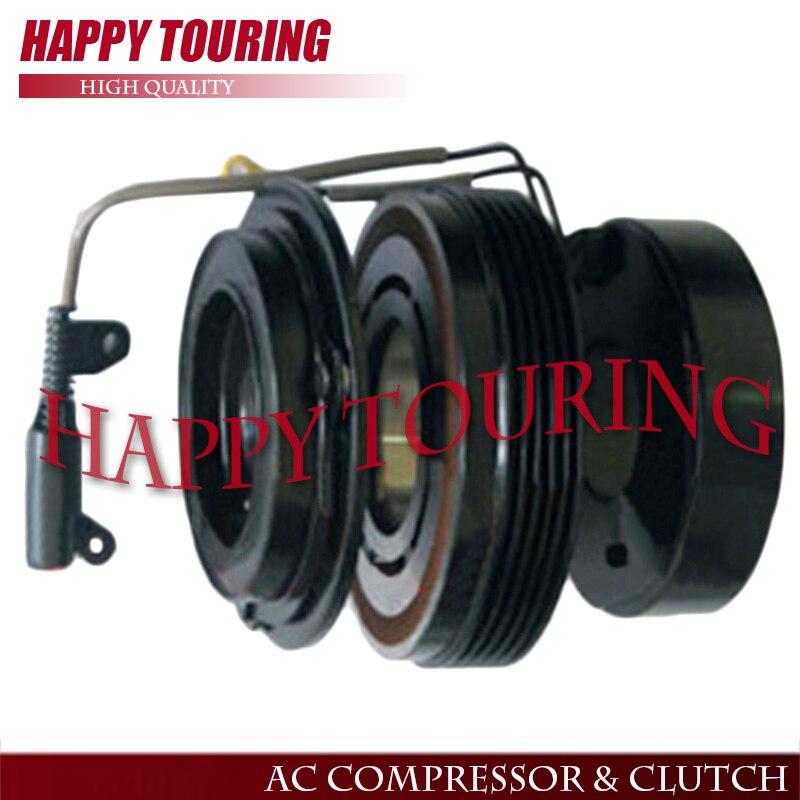 7SEU16C AC Compresseur Pour Voiture BMW E46 E38 E39 316 318 320 323 520 64528363485 447100-7471 447200-9506 64526904015 64528386451