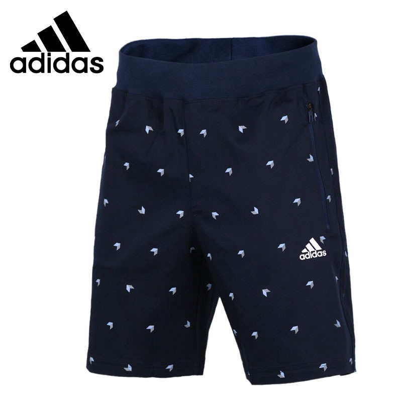 Original New Arrival 2018 Adidas SHORT WV AOP Men's Shorts Sportswear original new arrival 2018 adidas response short men s shorts sportswear