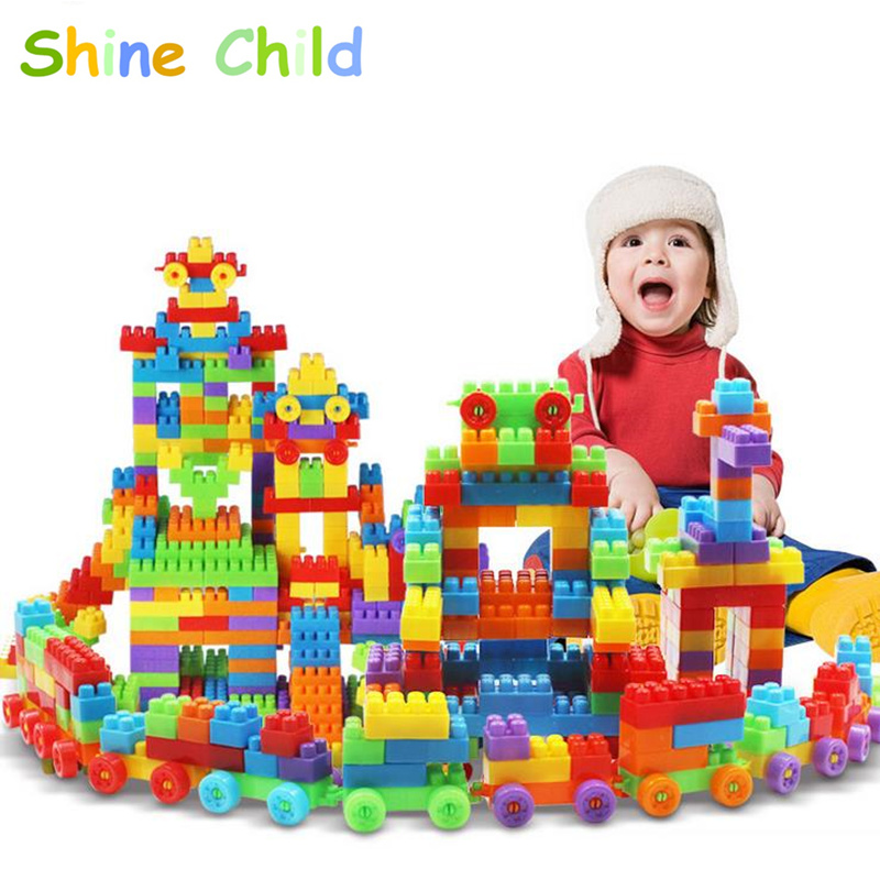 Building Bricks Set City DIY Creative Brick Toys For Child Game Figure Educational Building Block Bulk Bricks Compatible Model 1000 pcs diy creative brick toys for child educational building block sets bulk bricks compatible with major brand blocks
