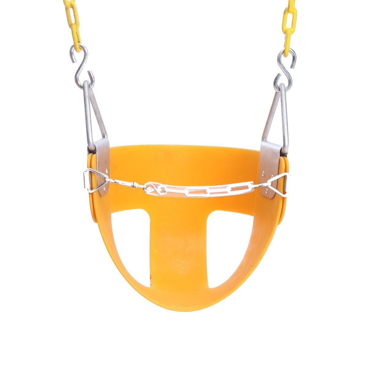 Suspendu en plein air jardin enfants bébé balançoire siège sécurité Protection hamac chaise éducatifs Fun jouets balançoires panier enfants cadeaux