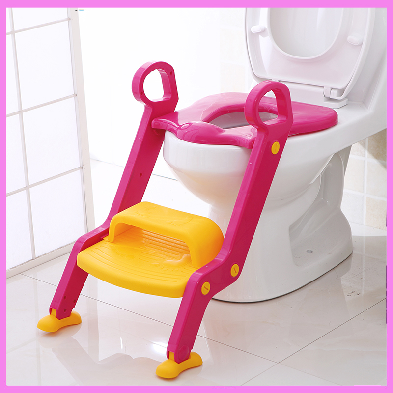 Children's Toilet Baby Commode Male And Female Baby Toilet Ladder Child Toilet Seat Infant Toilet XL Seat Chairs height adjustable elderly seat commode chair portable mobile toilet chairs