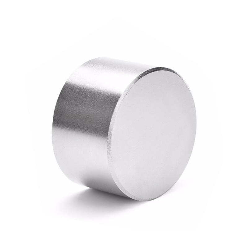 50x30mm Strong Rotonda Cilindro Magnete N52 Terra Rara Magnete Al Neodimio Rotonda Magnete Nuovo