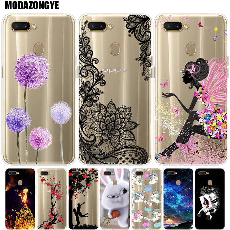 <font><b>Case</b></font> For <font><b>OPPO</b></font> <font><b>AX7</b></font> <font><b>Phone</b></font> <font><b>Case</b></font> <font><b>OPPO</b></font> A7 Cover <font><b>OPPO</b></font> <font><b>AX7</b></font> AX 7 CPH1903 CPH 1903 OPPOA7 OPPOAX7 <font><b>Case</b></font> Silicone Soft TPU Back Cover image