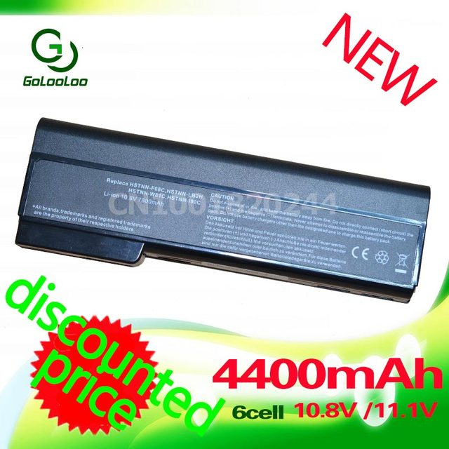 Golooloo 9 celdas de batería portátil para hp 631243-001 634087-001 634089-001 659083-001 cc06 cc06x cc06xl hstnn-cb2f hstnn-db2h