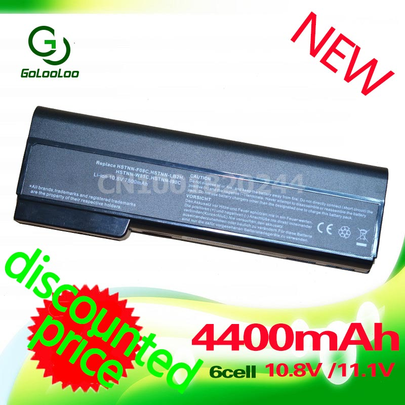 Golooloo 9 cell Laptop Battery for HP 631243-001 634087-001 634089-001 659083-001 CC06 CC06X CC06XL CC09 HSTNN-CB2F HSTNN-DB2H