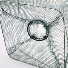 Folding Shrimp Fising Net Nylon Network Shrimp Cage Foldable Fish Net Casting Net Fishing Cage rede de pesca