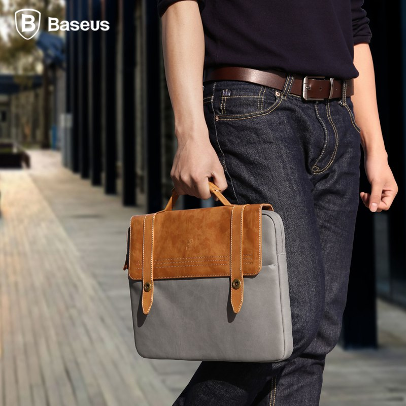 BASEUS Brand Universal Portfolio Bag Case For Macbook Pro 13 /iPad Pro 12.9 / Surface pro 4 Laptop Cover Below 14 inch tablet