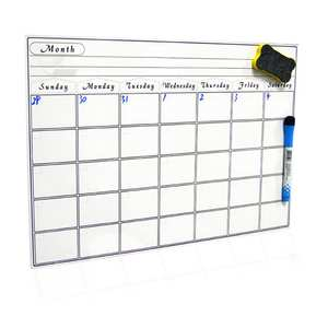 Erase Board Fridge Drawing Soft A3 for R20 Recording 30--42cm