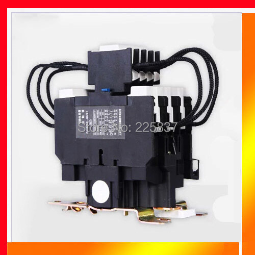 цена на Free shipping CJ19-63 220v 60A/63A switch-over ac contactor for Capacitor