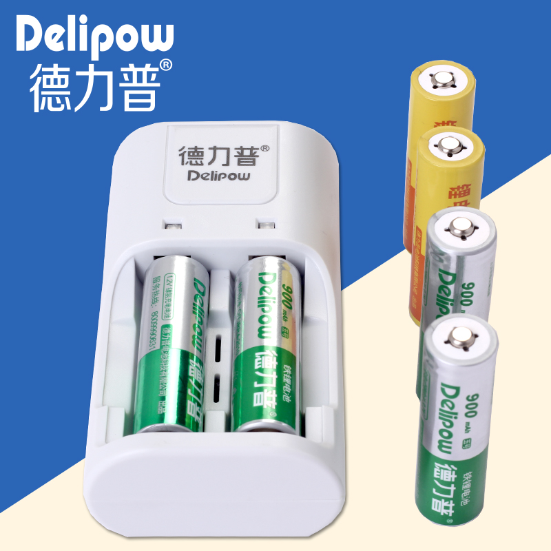 Delipow lithium iron phosphate battery 3.2V 5 rechargeable lithium battery charger kit camera battery package mail Rechargeable free customs taxes 52v lithium ion battery 51 8v 40ah battery pack 52v lithium iron phosphate battery on sale for ups led