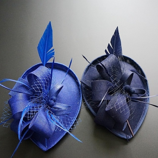 Chic Feather Fascinator 5